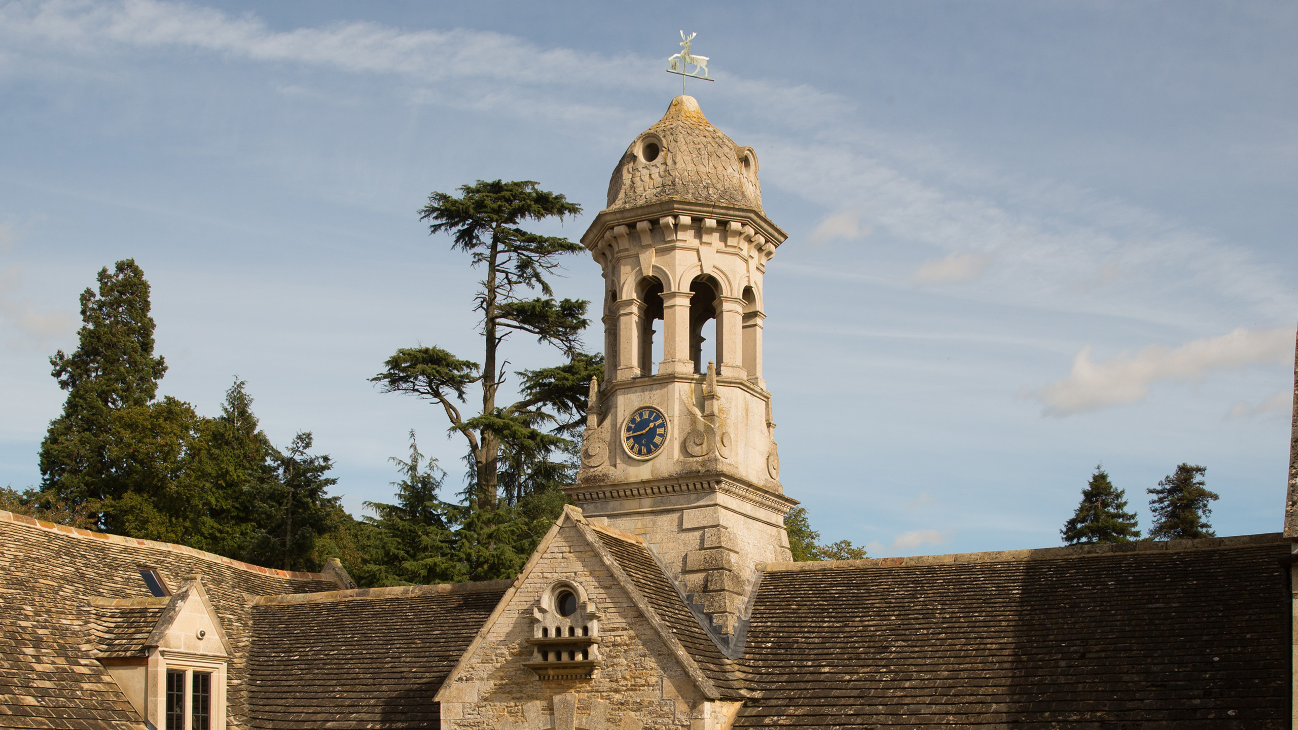 Lyndon Hall, Clock Tower