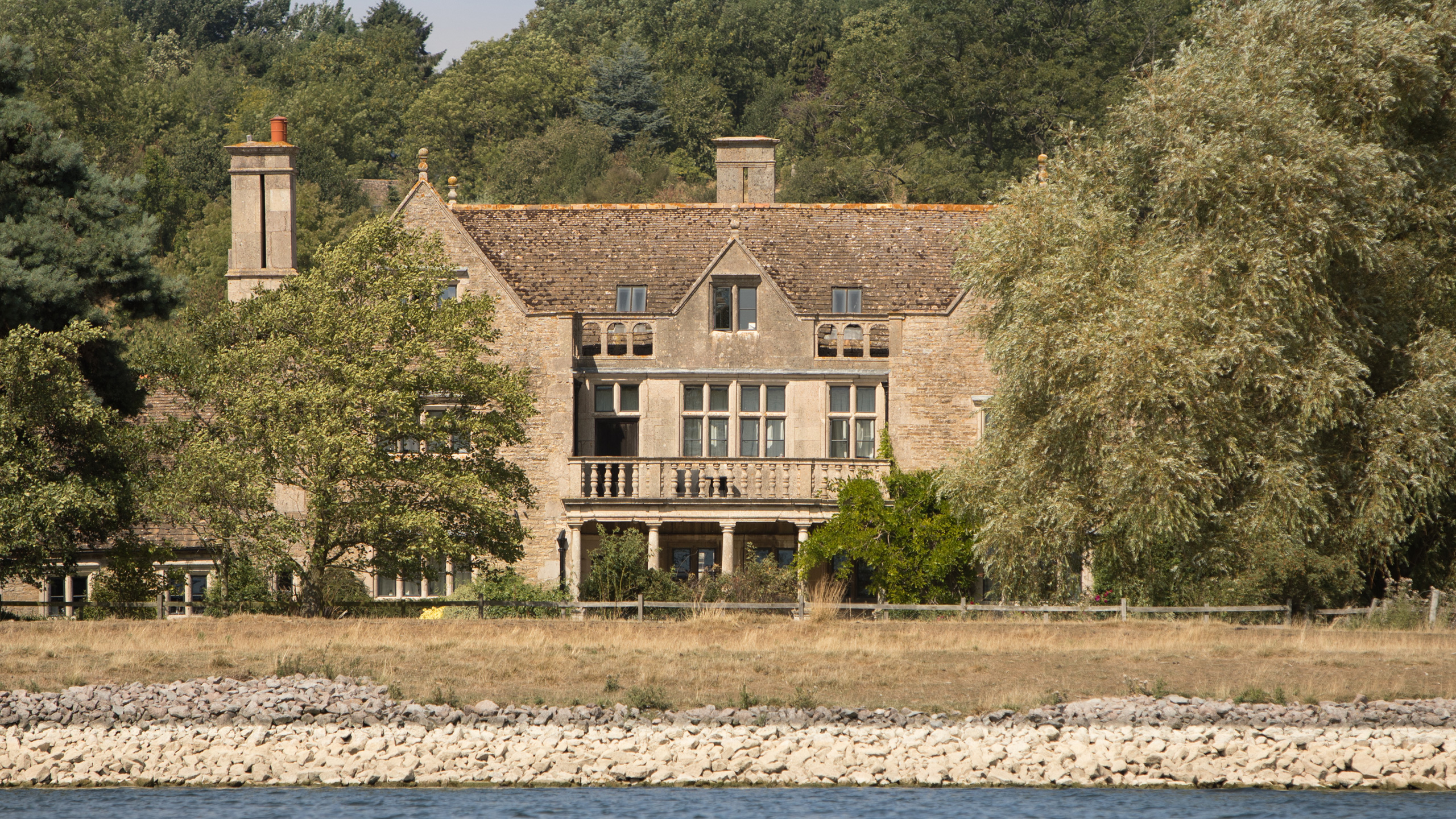 The Old Hall, Hambleton