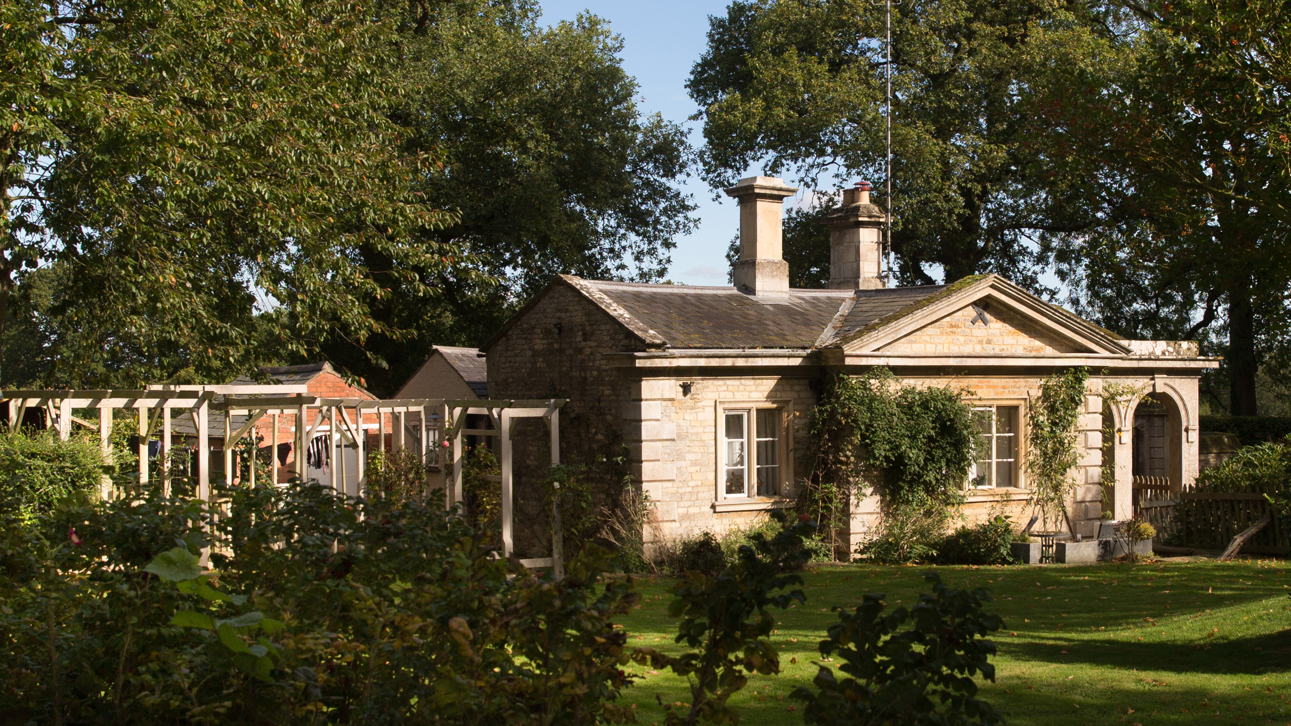 The Lodge, Lyndon Hall, Lyndon