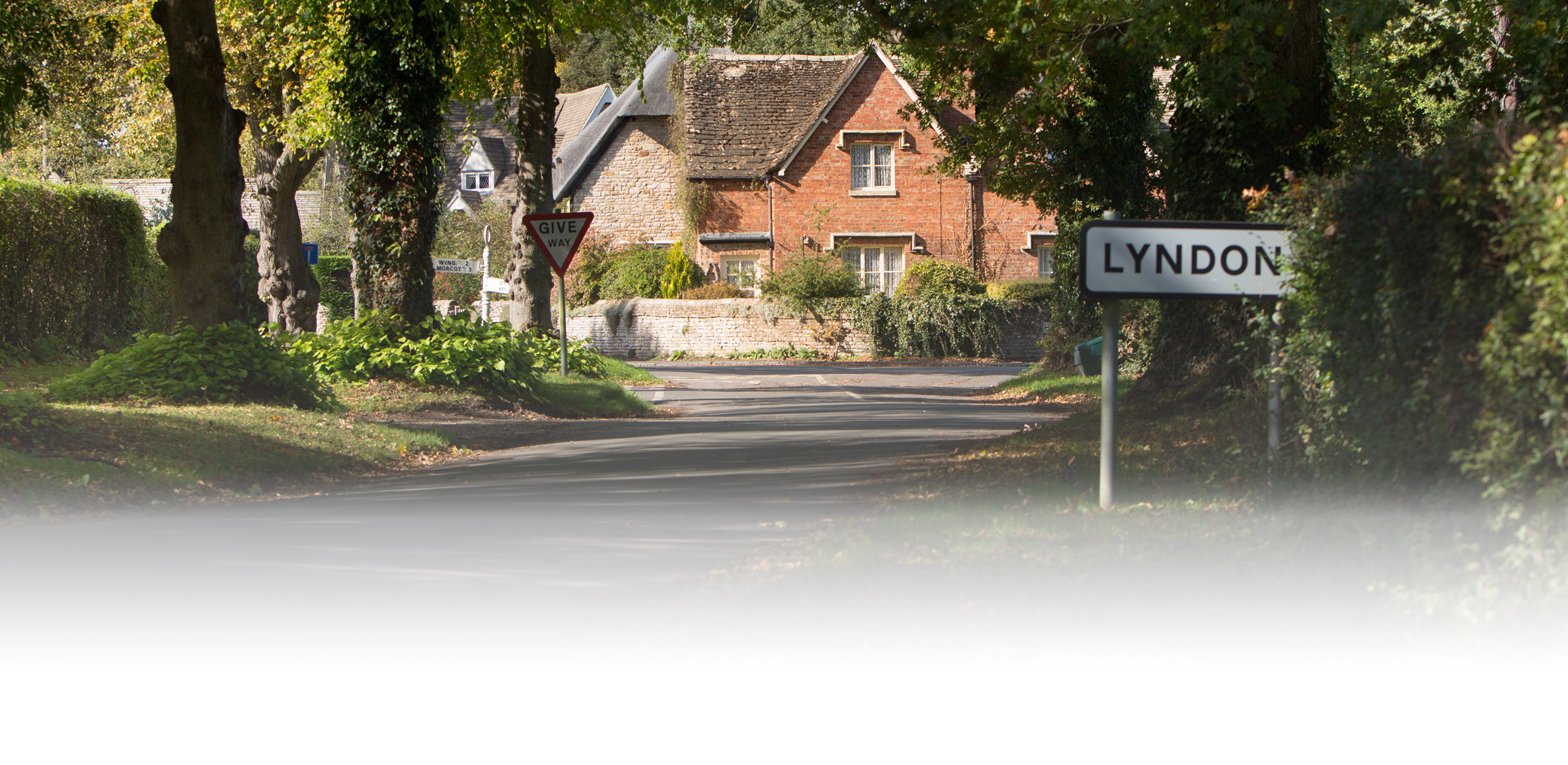 Lyndon Village Sign