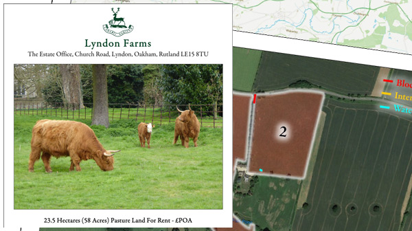 Lyndon Farms - Grazing Land For Rent