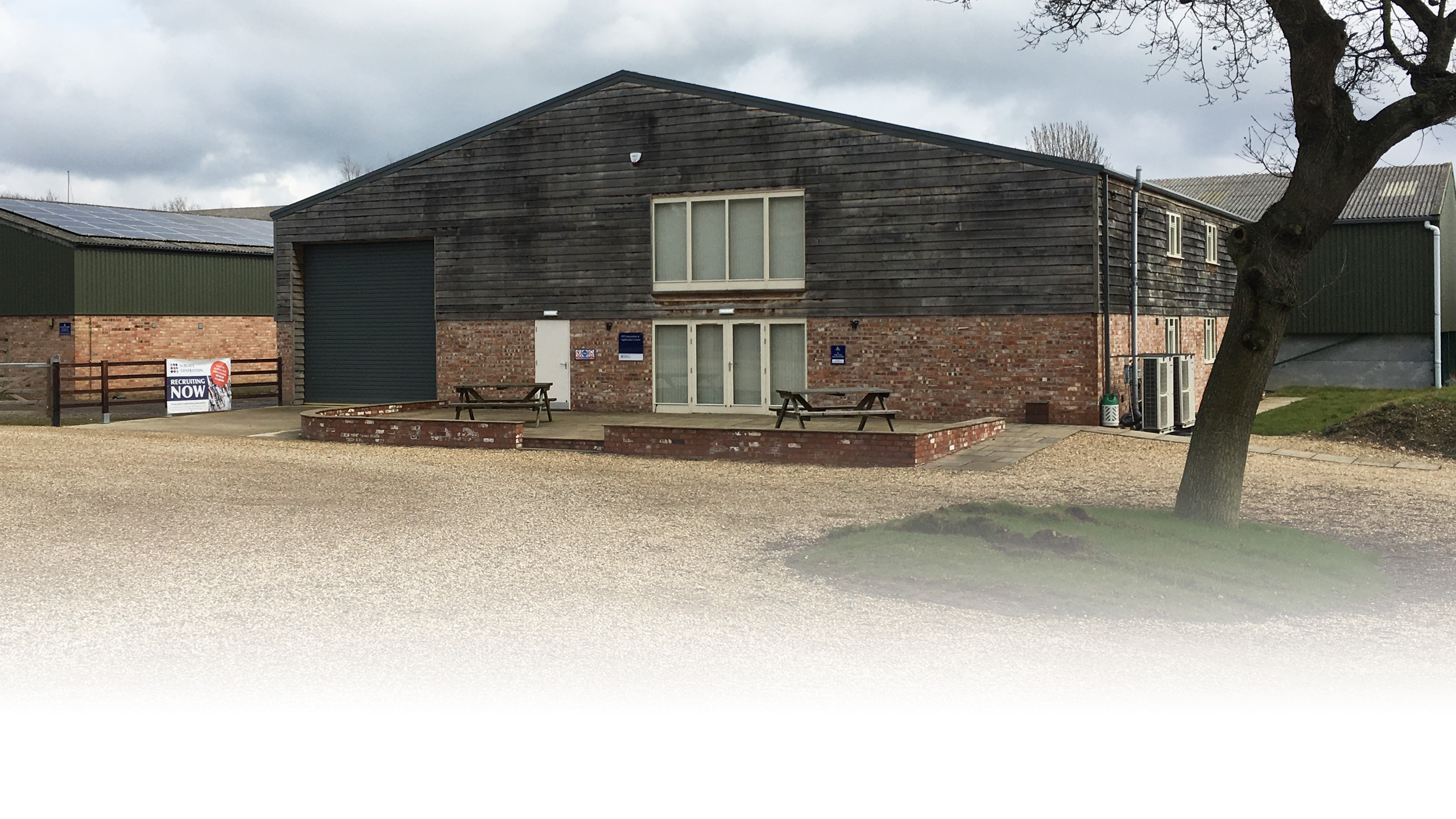 The Old Grainstore, Lyndon Barns Commercial