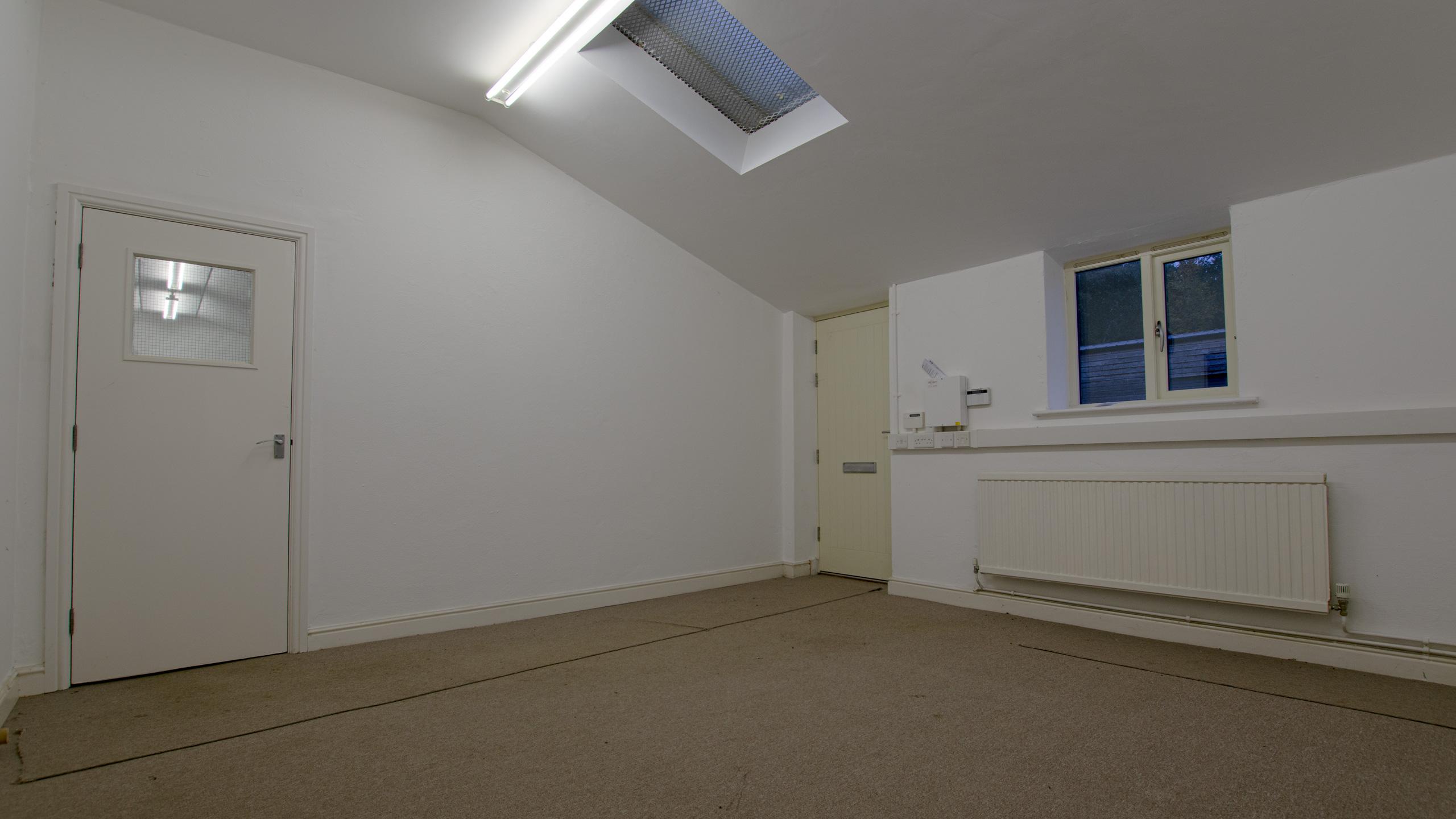 No.2 Lyndon Workshops - Reception/Office Area