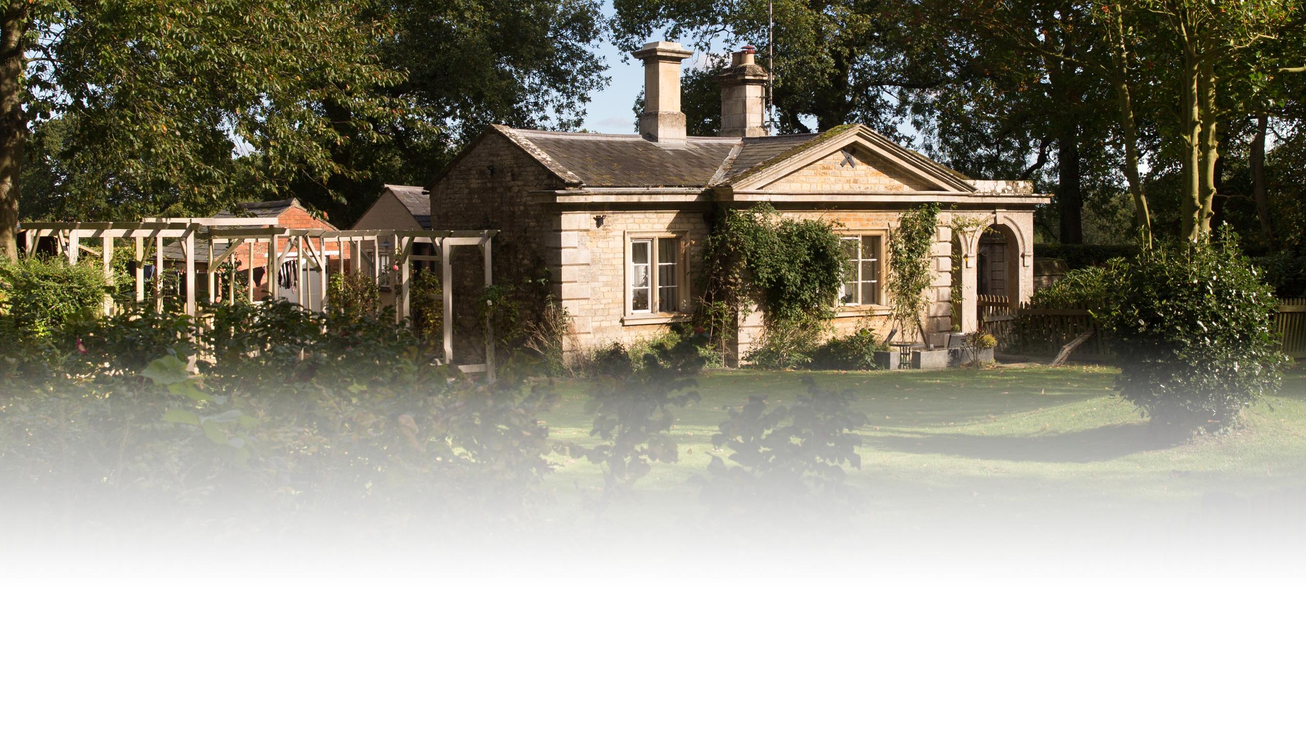 The Lodge, Lyndon Hall, Lyndon