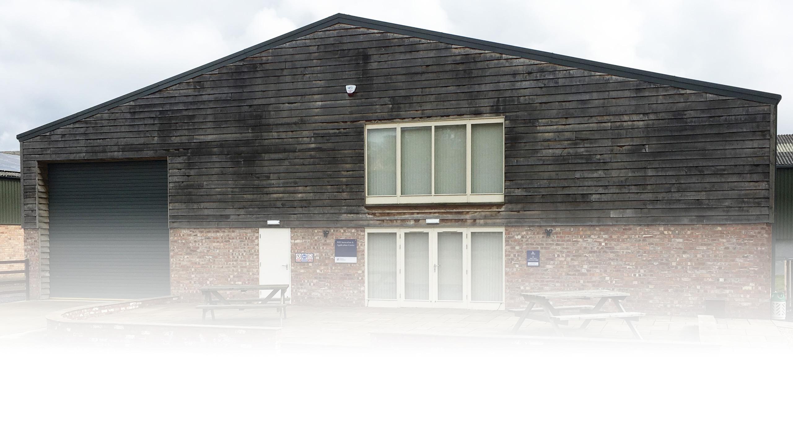 The Old Grainstore, Lyndon Barns